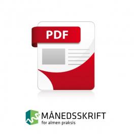 Test for klamydia i dansk almen praksis - for lidt eller for meget?