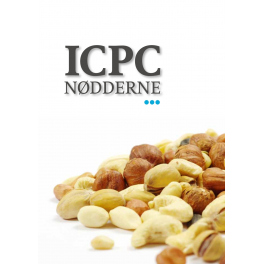 ICPC nødder - 200 kopier